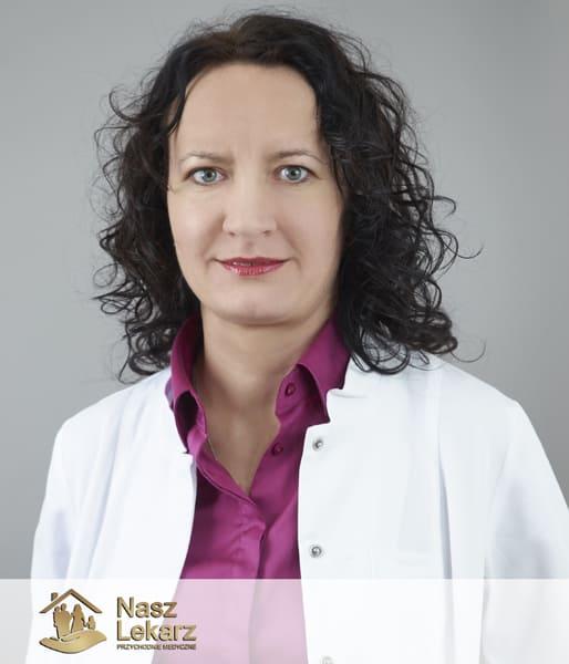 dr n. med. Joanna Zalewska