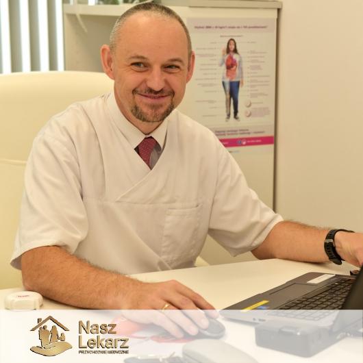 dr n. med. Marcin Gierach
