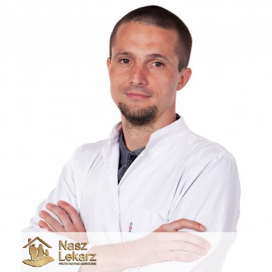 dr Bartłomiej Małkowski