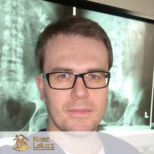 dr Przemysław Wiśniewski