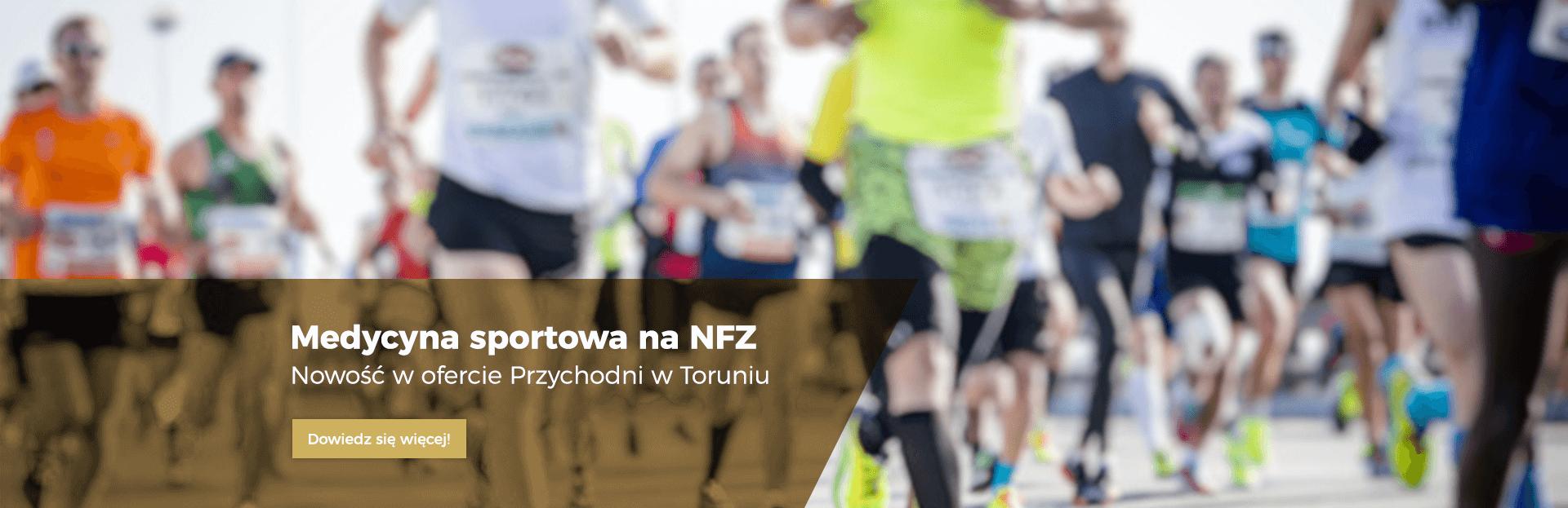 Nasz Lekarz Medycyna sportowa na NFZ slajd (1)